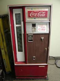Classic Vending Machines For Sale Simple TIL That The Price Of A Bottle Of CocaCola Stayed At A Nickel For