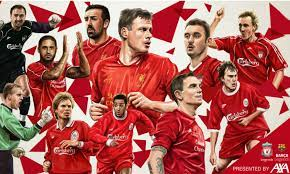 With jamie carragher notching his 700th appearance for the reds in thursday's europa league. New Players Announced For Lfc Legends V Barca Charity Match Liverpool Fc