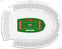 Ohio State Buckeyes Stadium Seating Chart Ohio Stadium Seating Chart Seating Chart