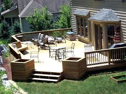 deck patio meaning