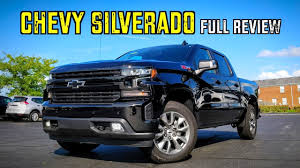 2019 Chevy Silverado 1500: FULL REVIEW | The Best Truck Money Can Buy?