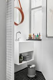 Vipp bin and bathroom tap