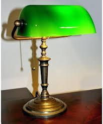 bankers desk lamp bankers lamp traditional handmade antique desk lamp bankers desk lamp