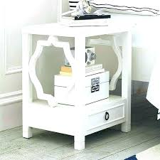 off white bedside table round tables small best lockers ideas