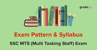 mts multi tasking staff syllabus new exam pattern  ssc mts multi tasking staff syllabus new exam pattern 2017