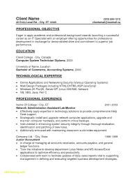 Entry Level Finance Resume Samples Elegant Beginner Resume Template