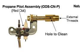 ventless gas fireplace oxygen depletion sensor