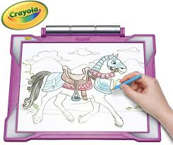 Crayola Crayola Light Up Tracing Pad Crayola Light Up Tracing Pad 40 Gifts Every 9 Year Old Is
