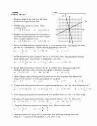 standard form to slope intercept calculator worksheet slope intercept form to standard form worksheet image of