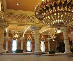the excalibur is for the moment the ninth largest hotel in the world and the sixth largest in las vegas and it certainly features the world s largest