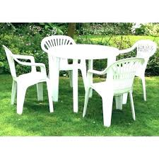 plastic outdoor chairs australia resin furniture canada whole patio round tables table decorating
