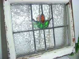 hanging stained glass windows art of window from ceiling