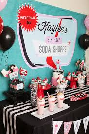 best 25 diy birthday party 50s themed birthday party ks words