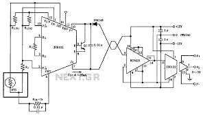 telephone ringer circuit telephone circuits next gr isolated send receive ring circuit diagram xtr105 rcv420