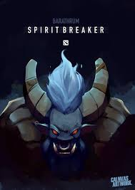 spirit breaker dota2 by calnvas on deviantart