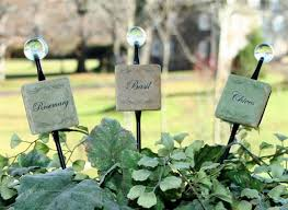witty plant markers message garden stakes gifts for gardeners