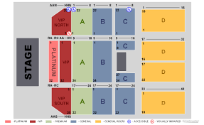 Rio Penn And Teller Seating Chart Penn Teller Winstar