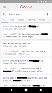 Google For Jobs Going Live For Some People