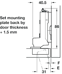 change kitchen cabinet hinges to how install for cabinets post door hinge replacing concealed