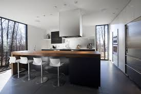 kitchen kitchen islands modern kitchens chic black wooden mini bar table and cool white swivel chairs chic mini bar design