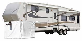 adco storage skirt for 5th wheel rv vinyl white 236 long x 64 tall adco rv ers 290 3501