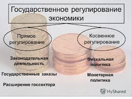Курсовая работа Разработка государственной экономической политики  Государственная экономическая политика курсовая работа