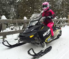 huntsville ontario snowmobile ride