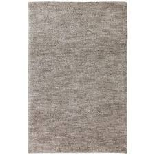 black and beige area rugs mohawk home overtones gray and black indoor area rug common 5 8