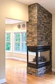 two sided wood burning fireplace gorgeous double sided fireplace design ideas take a look 3 sided