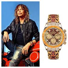Steven Tyler Rolex Daytona Celebrities Watches Pinterest.