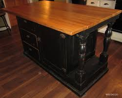 Rustic Kitchen Island Modern Style Black Kitchen Island Black Kitchen Island Furniture