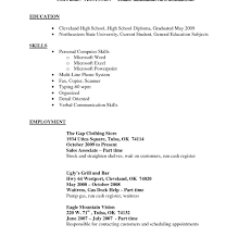 Sales Associate Resume Skills Extraordinary Retail Resume Objective For S Manager Representative 80