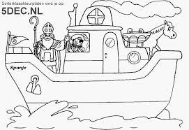 74 Grappig Sinterklaas Knutsel Ideeen Divers Kleurplaatspaginastore