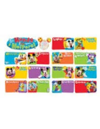Mickey Mouse Job Chart Mickey Mouse Clubhouse Handy Helpers Job Chart