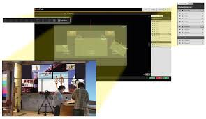 Small Picture Videowall Design Software tvONE