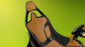 Aston Martin S 74 000 Racing Sim Has Same Seating Position As Valkyrie Hypercar