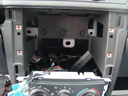 2005 2010 chevrolet cobalt car audio profile chevy cobalt radio cavity