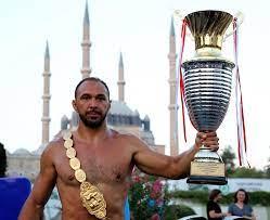 Ali Gürbüz triumph in Kırkpınar oil wrestling - Turkey News