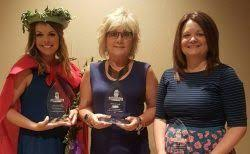 Service Awards - Tennessee Soybean Festival : Tennessee Soybean Festival