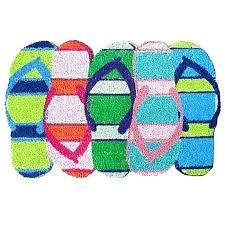 flip flop rug runner flip flop rug flip flop rug flip flop shaped door mat in flip flop rug runner