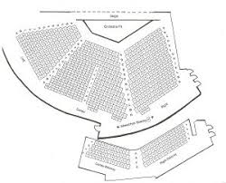 Grandel Theatre Seating Chart Seating Information Edison Theatre Washington University