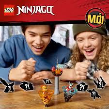 LEGO Ninjago mùa 2 có gì HOT? Con quay... - Vietnam LEGO Club