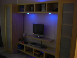 yea just got done putting rope lighting under my awesome ikea bed at my first place here also put color changing mood lighting on my entertainment center