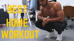 muscle building home workout no equipment needed