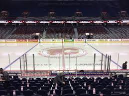 Scotiabank Saddledome Section 120 Calgary Flames