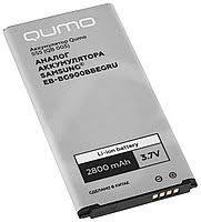Купить Литий ионный <b>аккумулятор</b> 3.7V Li-ion <b>Qumo SS5</b> (QB 005 ...
