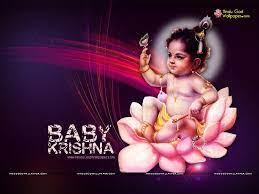 Cute Krishna Baby - Cute Baby Krishna ...