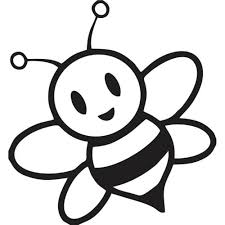Small Picture Bumble Bee Coloring Page fablesfromthefriendscom