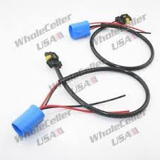 pair of 9007 to 9006 extension wiring harness power cord for fog image is loading pair of 9007 to 9006 extension wiring harness