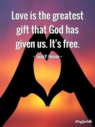 God's Love Quotes Gorgeous Top 48 Best And Famous God Love Quotes The Quotes Land